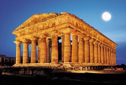 B&B XENIA a 100m da templi e StazFS - Paestum