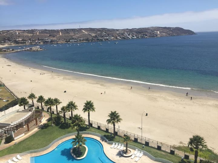 Depto Playa La Herradura, Condominio Costazul