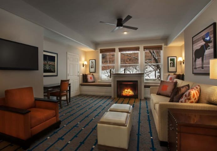 Main Street 1 Bedroom Suite - Park City - Villa