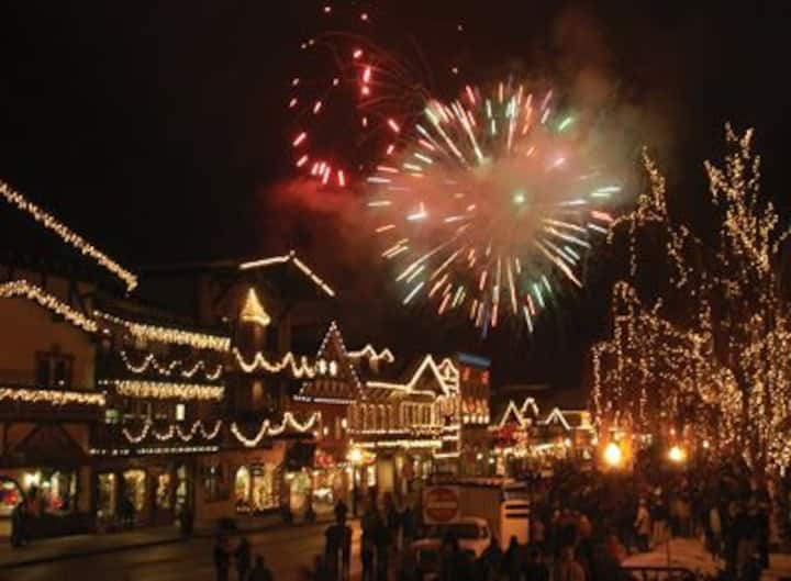 Leavenworth 2Bed 2BBa NIce Resort walk/shops 7Day