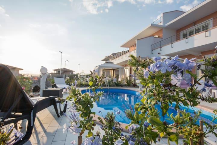 Villa Armonia, Praia a Mare/Tortora - Tortora Marina - Villa