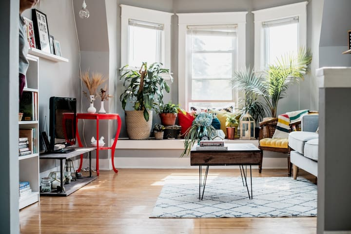Southside Loft in the heart of Minneapolis