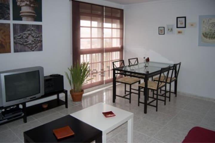 PISO COQUETO - CENTRICO  Y VISTAS ESPECIALES - Vejer de la Frontera - Lägenhet