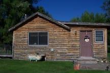 Holly House Christmas Cabin
