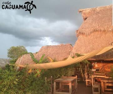 Small hut at el Paredón Buena Vista!
