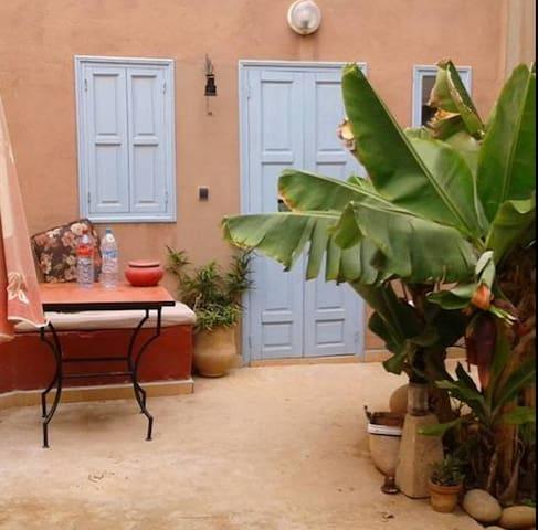 Le Studio du Jardin Targa - Mirleft - Byt