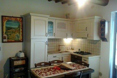 Il Giglio App.to in casa colonica - San Rocco