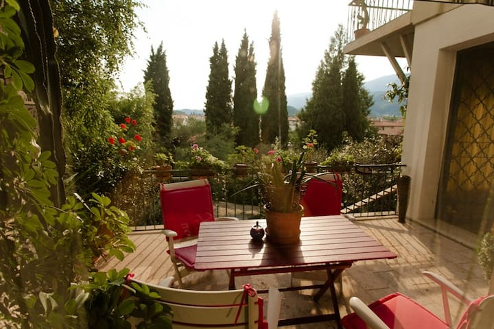 Amazing historical villa for your getaway w view - Bassano del Grappa - Villa