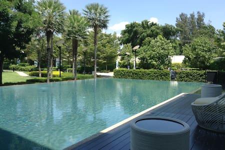 Luxury Condominium Villas in Sriracha - Si Racha