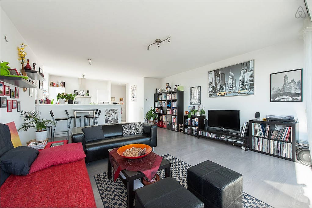 Your home in amsterdam appartements louer amsterdam hollande septentrionale pays bas - Chambre a louer amsterdam ...