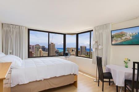 Ocean View Deluxe Corner Unit
