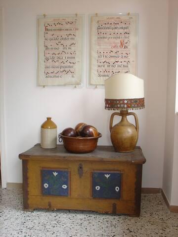 Appartamento Villa S. Caterina - Mogliano - 公寓