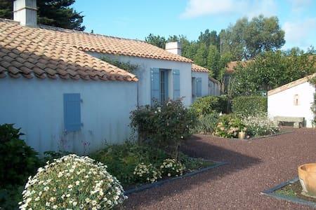 Villa proche de la mer - L'Île-d'Olonne