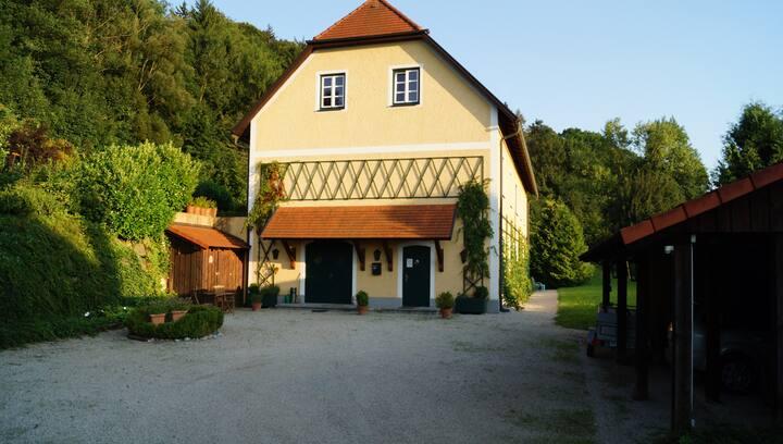 """Apartment """"Raphael"""" am Schloss Wald bei St. Pölten"""