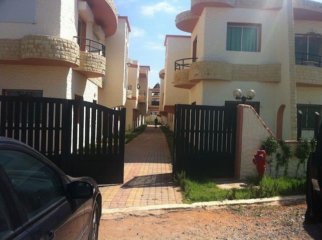 Appart sur corniche Sidi Bouzid - Sidi Bouzid - Lägenhet
