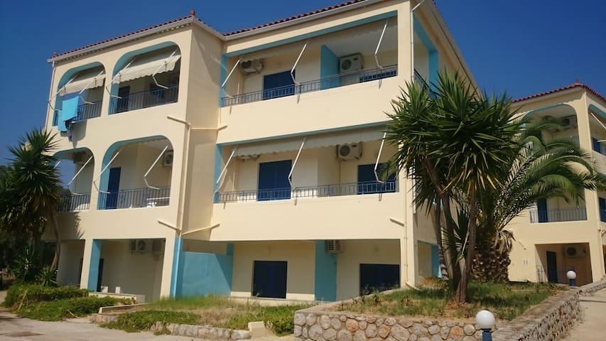 Korfos Bay Apartments - Korfos - Appartement