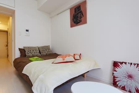 Sinjuku Sibuya Convenient CozyROOM - Appartamento