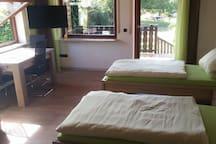 Apartment für Feriengäste, Monteure