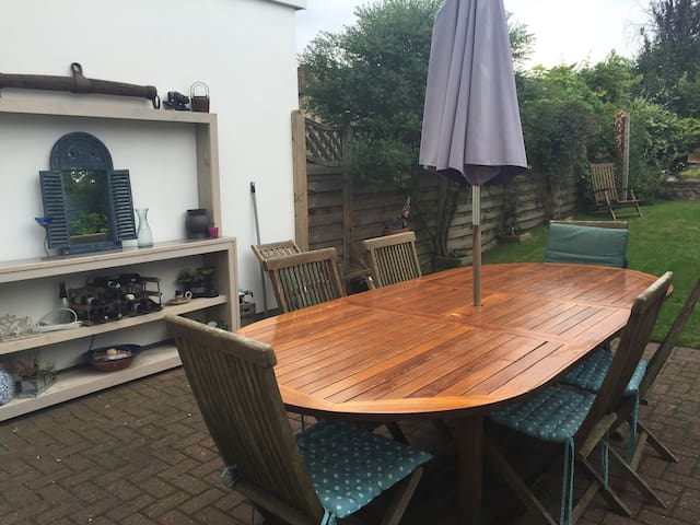Rugby World Cup double room - Greater London - Bed & Breakfast