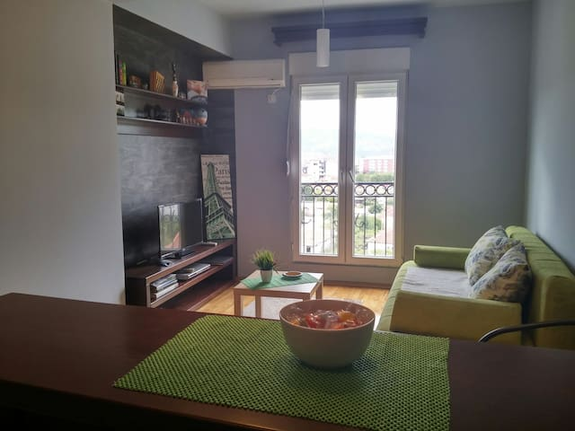 Lovely studio in central Podgorica - Podgorica - Apartament