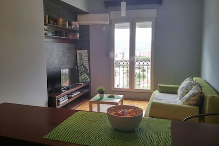 Lovely studio in central Podgorica - Podgorica - Apartment