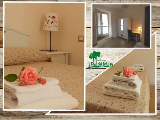 "Casa Vacanza ""I Pini del Marta"" - Tarquinia - House"