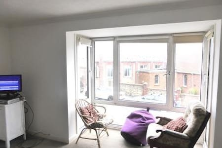 Independent double Room/parking  Newhaven/Btn - Newhaven - Huis