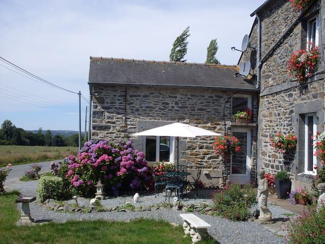 La Vieille Boulangerie Gite - Langourla - House