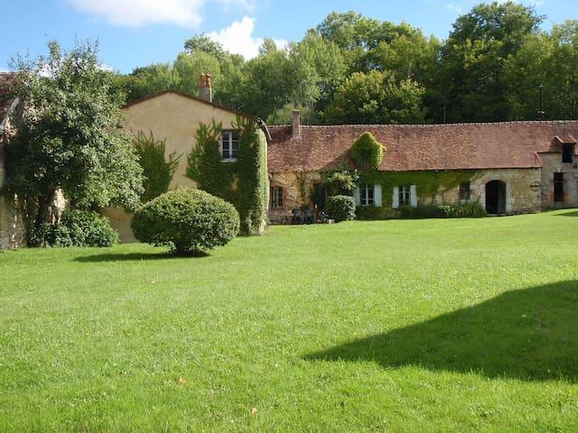 Cottage Abbey Champagne - Talus-Saint-Prix - Casa