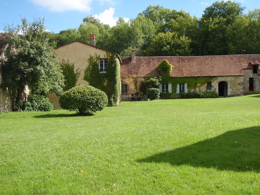 Cottage Abbey Champagne Houses For Rent In Talus Saint