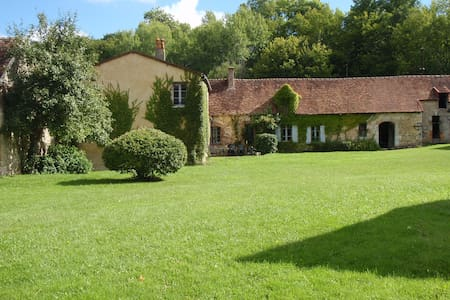 Cottage Abbey Champagne - Talus-Saint-Prix - Rumah