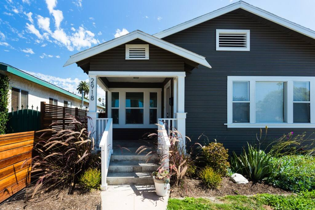 Gorgeous craftsman home recently remodeled