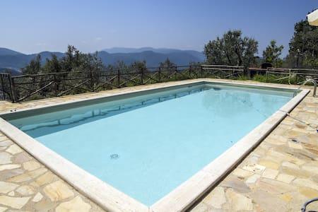 """THE WINDOW ON PARADISE"" - Montefranco"