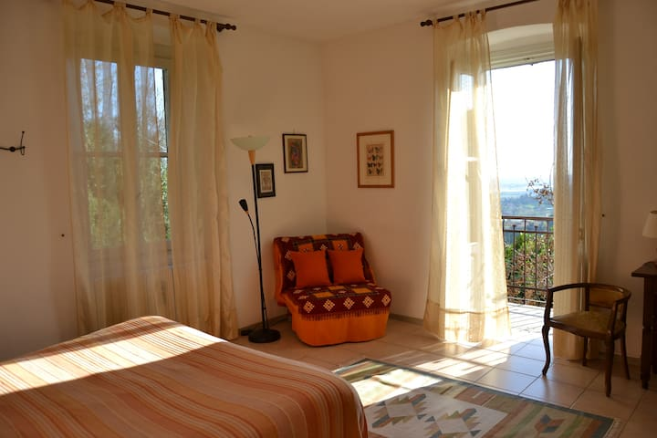 B&B A Casa Mia - Orange Room