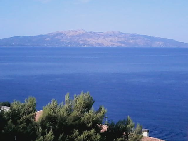 Apartment with sea view - Sarandë - Apartament