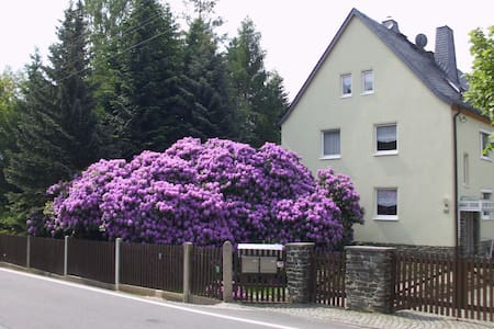 2-Zi.-Wohnung mit Balkon im Grünen - Chemnitz - Lejlighed