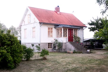 Renovated wooden house