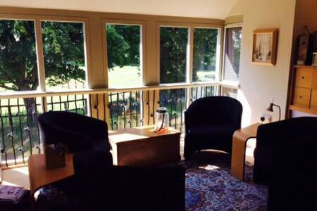 Unique bedroom and own sitting room - Kings Lynn - 独立屋