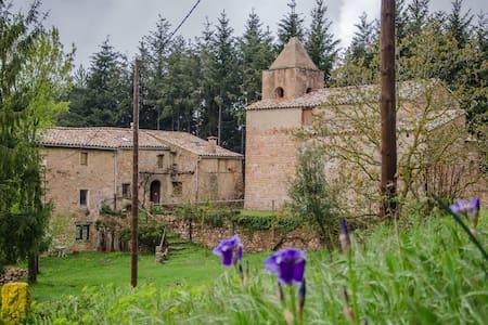 St.Andreu Bancells,Guilleries.Vilanova dSau.Osona - Vilanova de Sau