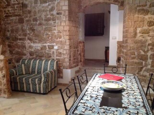 Modica Alta - tipico appartamento - Modica - Wohnung