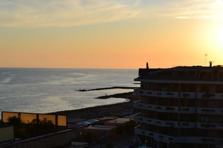 Penthouse on seafront near Rome - Ladispoli