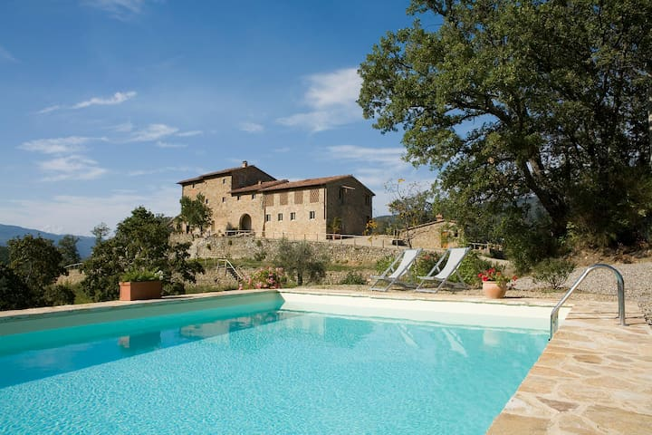 Best kept secret of Tuscany - Borselli - Appartement