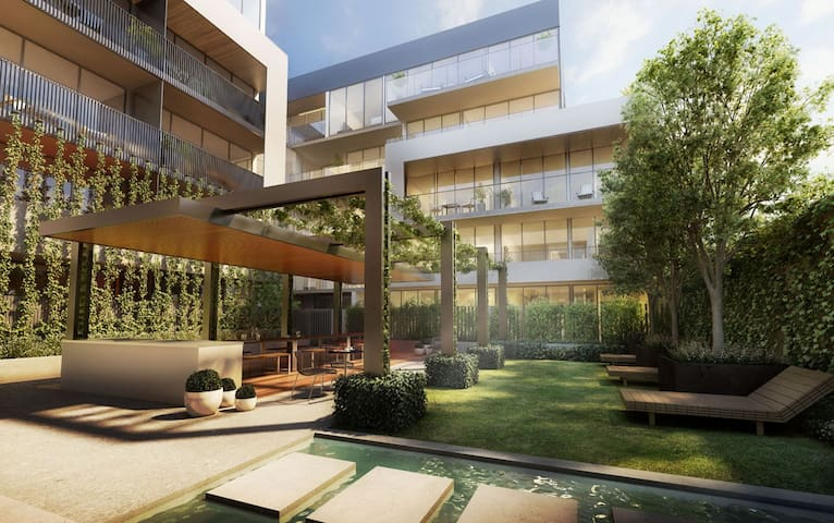 New 1BR apt CAMBERWELL Melbourne - Camberwell - Wohnung