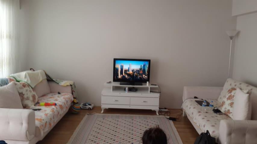 Çınarcıkta site içerisinde kiralık - Çınarcık - Lakás