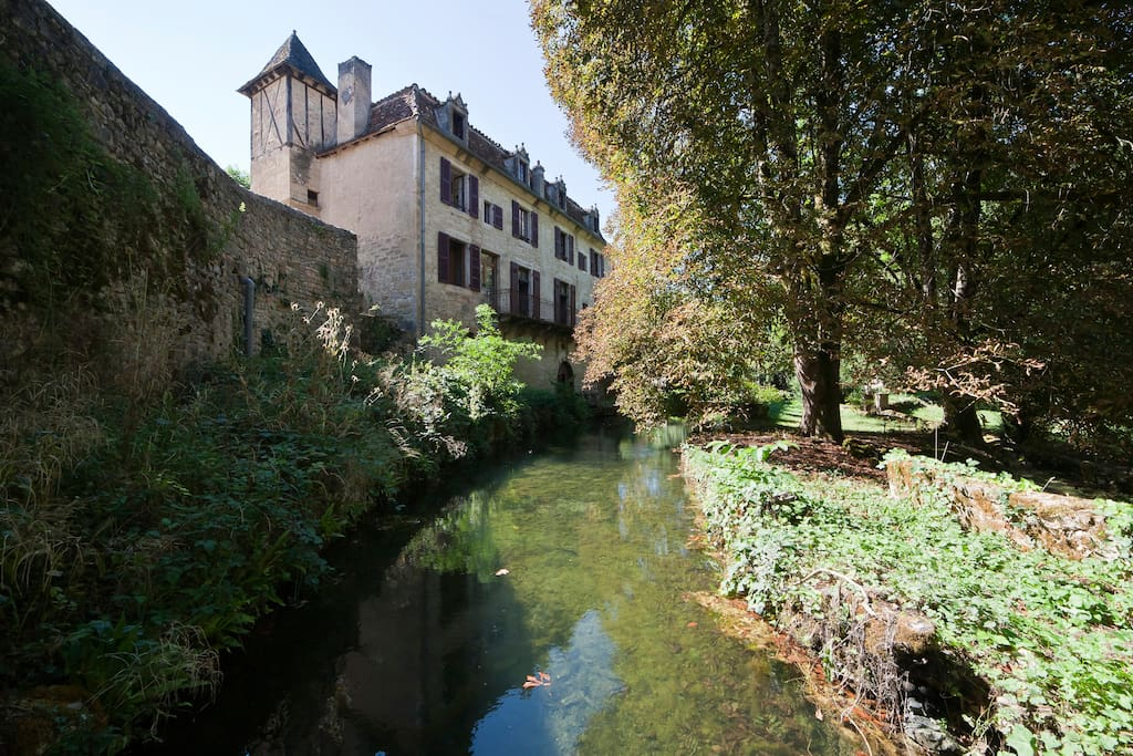 Medieval b b in autoire dordogne valley france for Chambre hote dordogne