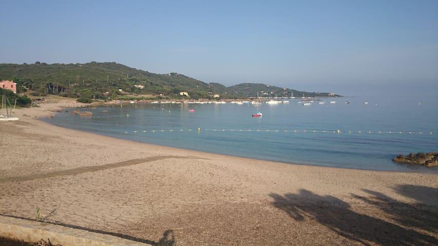 accueil, et beauté sur la mer - Coti-Chiavari - Huis