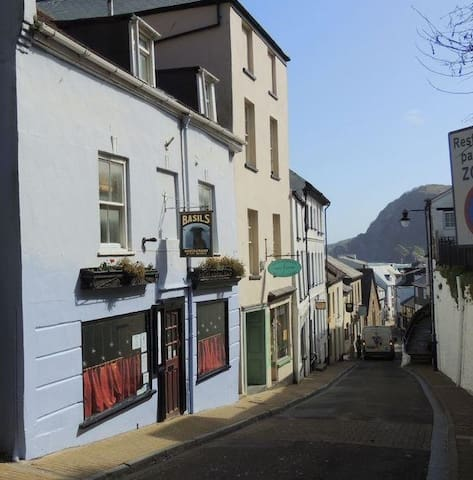 Cosy apartment in the heart of town - Ilfracombe - Appartement