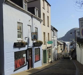 Cosy apartment in the heart of town - Ilfracombe