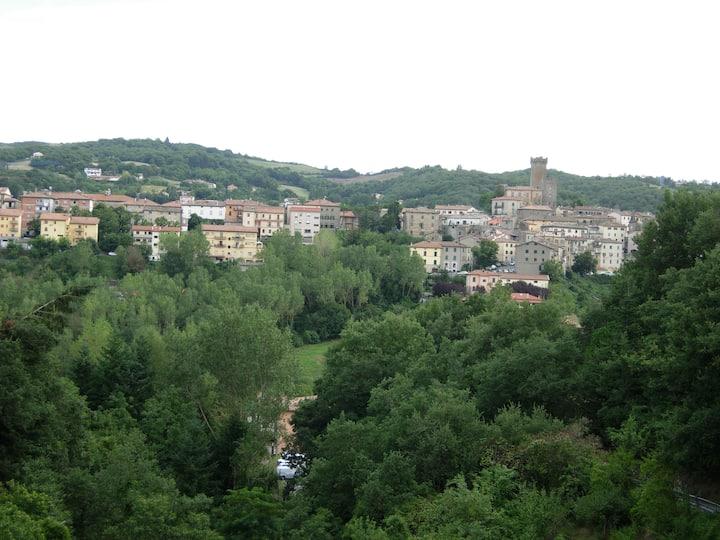 Il Pino, antico borgo medievale