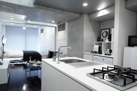 New! Shibuya 4min! Stylish Studio! - Shibuya-ku - Íbúð